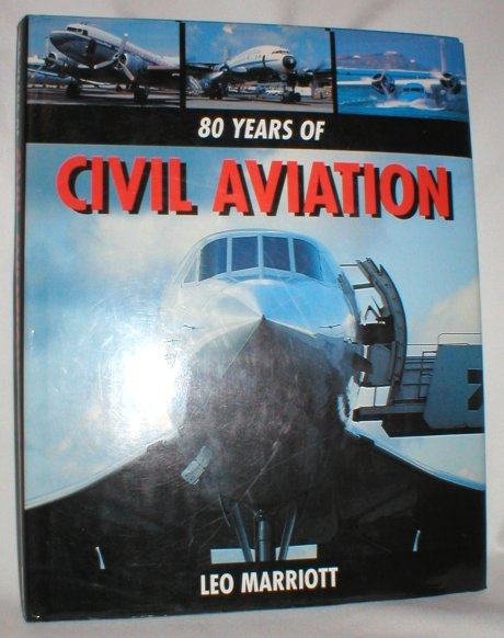 Image for 80 Years of Civil Aviation