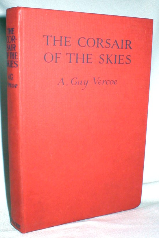 Image for The Corsair of the Skies