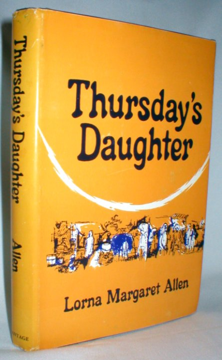 Image for Thursday's Daughter