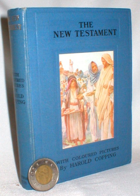 Image for The New Testament According to the Authorised Version
