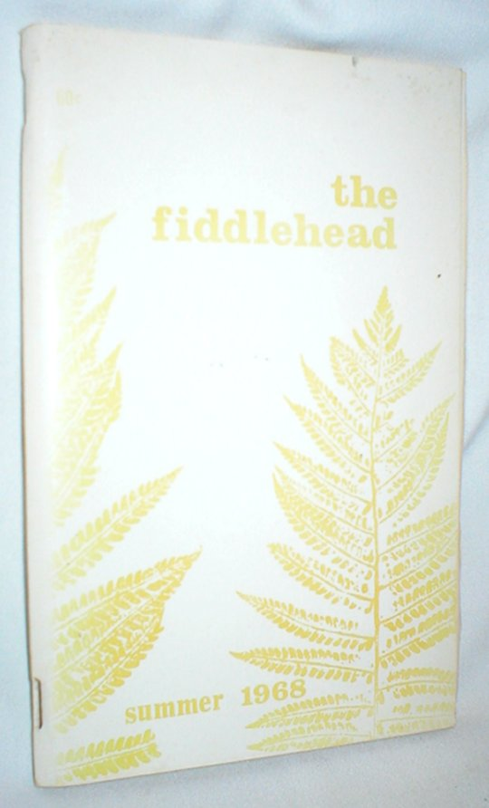 Image for The Fiddlehead; Number 76 ( Summer, 1968)