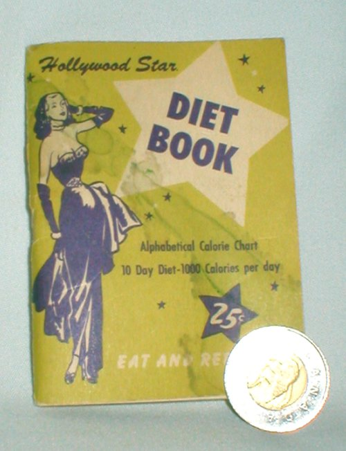 Image for Hollywood Star Diet Book