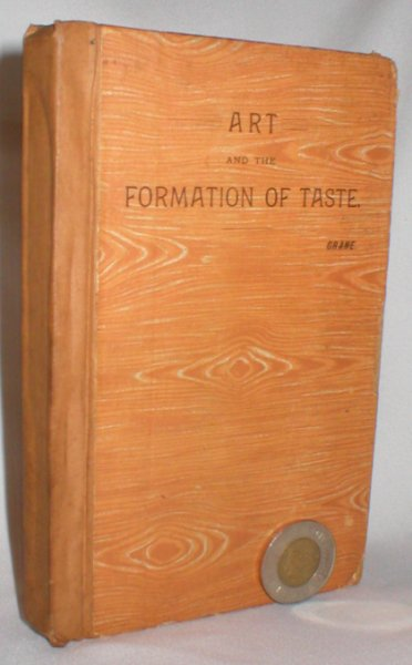 Image for Art and the Formation of Taste; Six Lectures