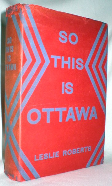 Image for So This is Ottawa