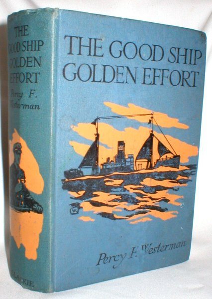 "Image for The Good Ship ""Golden Effort"""