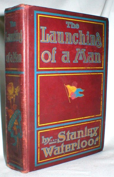 Image for The Launching of a Man