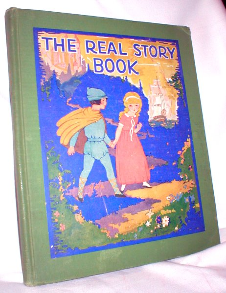 Image for The Real Story Book