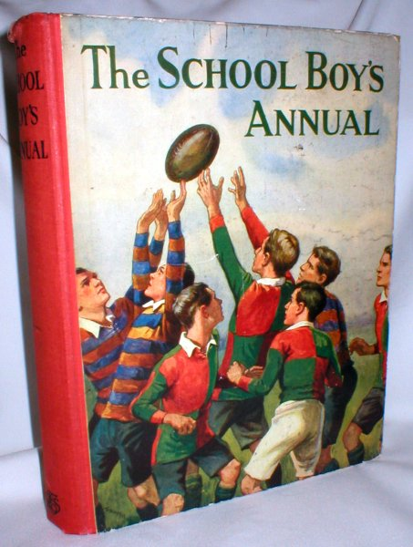 Image for The School Boy's Annual
