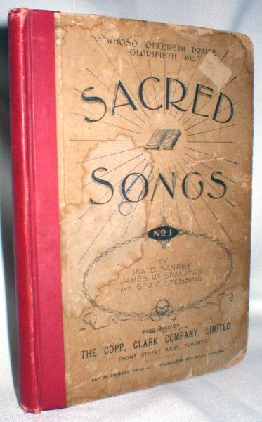 Image for Sacred Songs No. 1
