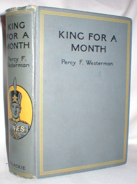 Image for King for a Month