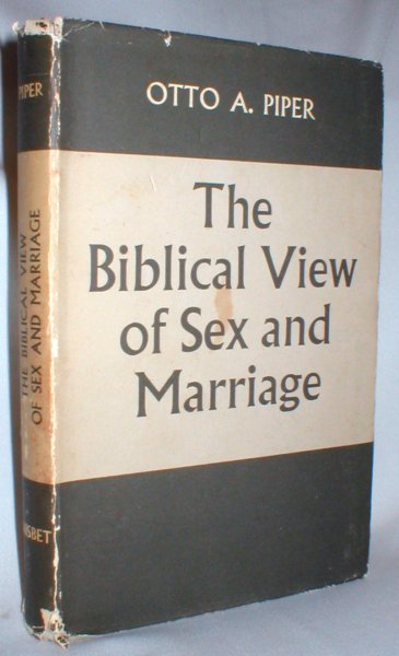 Image for The Biblical View of Sex and Marriage