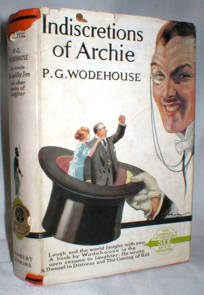 Image for Indiscretions of Archie