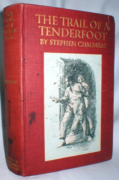 Image for The Trail of a Tenderfoot