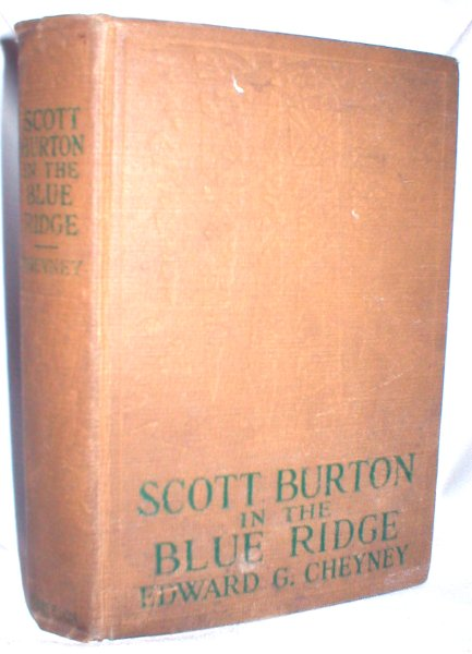 Image for Scott Burton in the Blue Ridge