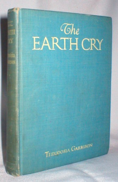 Image for The Earth Cry and Other Poems