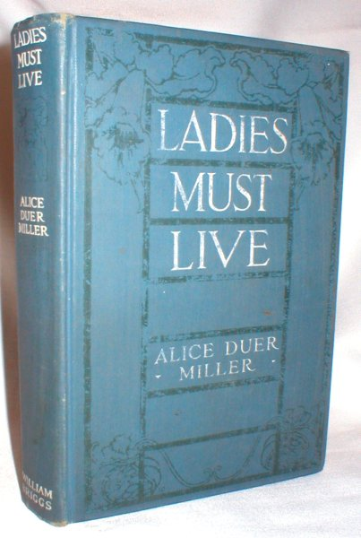 Image for Ladies Must Live