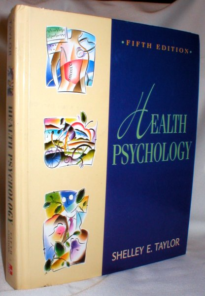 Image for Health Psychology; Fifth Edition (International Edition)