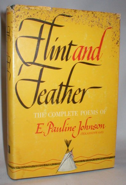 Image for Flint and Feather; The Complete Poems
