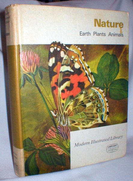 Image for Nature; Earth, Plants, Animals (Modern Illustrated Library)