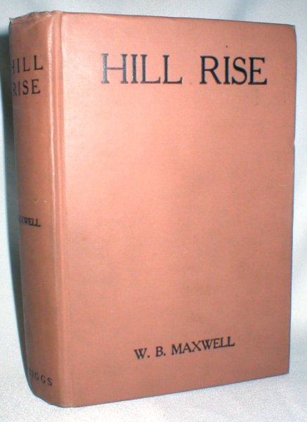 Image for Hill Rise