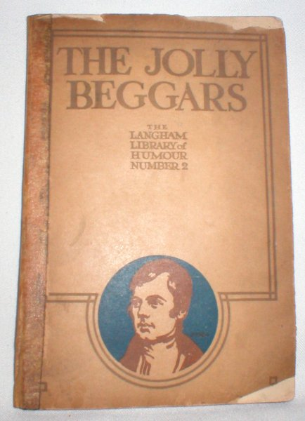 Image for The Jolly Beggars; A Cantata (Langham Library of Humour Number 2)