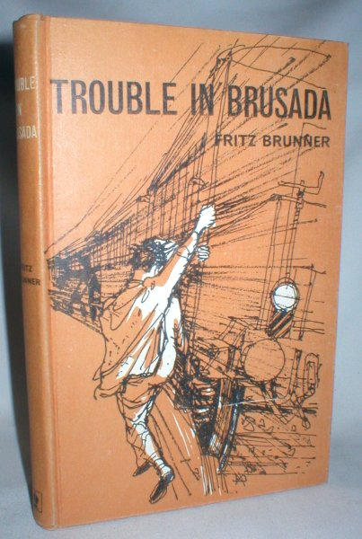 Image for Trouble in Brusada