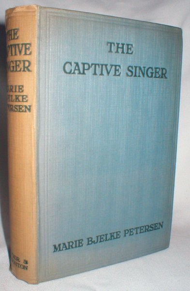 Image for The Captive Singer