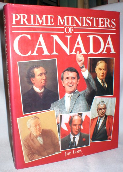 Image for Prime Ministers of Canada