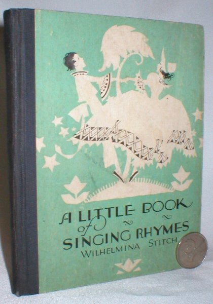 Image for A Little Book of Singing Rhymes