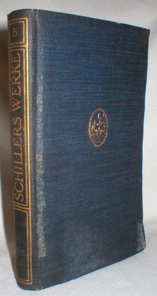 Schiller's Historische Schriften