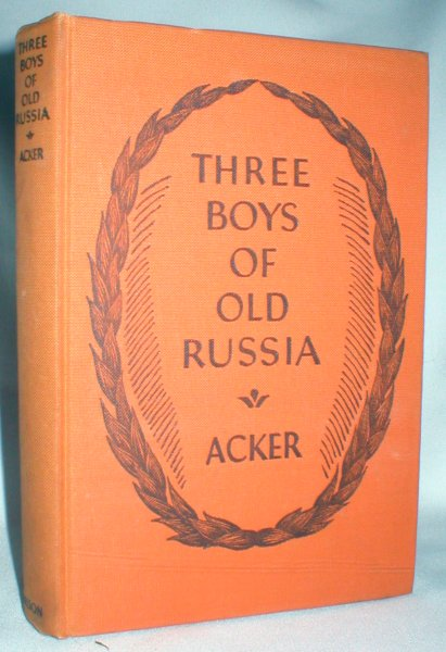 Image for Three Boys of Old Russia