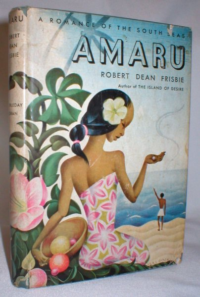 Image for Amaru; A Romance of the South Seas
