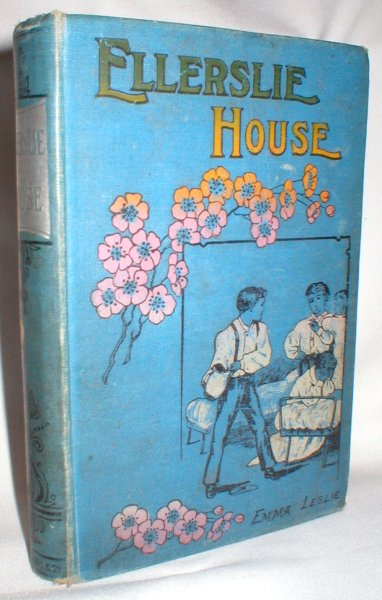 Image for Ellerslie House; A Book for Boys (Fully Illustrated)