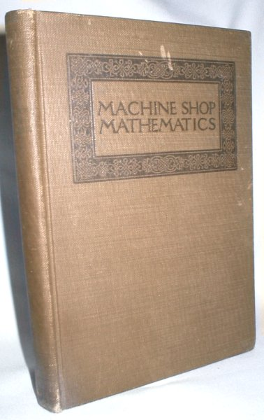 Image for Machine-Shop Mathematics