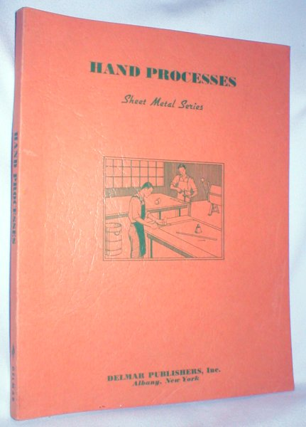 Image for Hand Processes; Sheet Metal Series