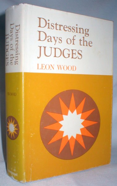 Image for Distressing Days of the Judges