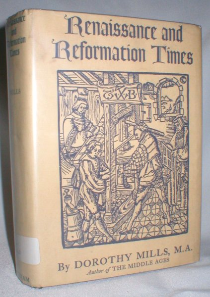 Image for Renaissance and Reformation Times