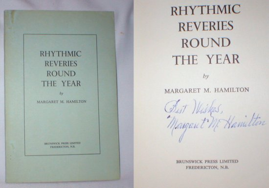 Image for Rhythmic Reveries Round the Year (Signed)