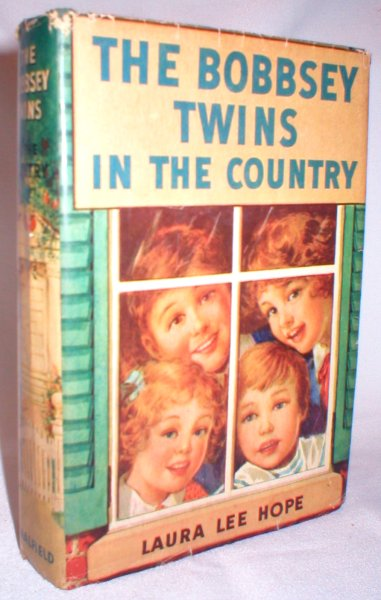Image for The Bobbsey Twins in the Country