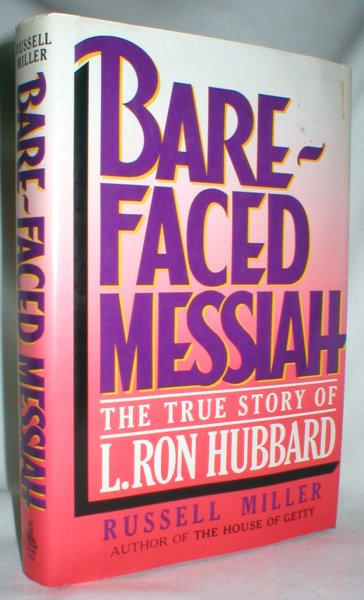 Image for Bare-Faced Messiah; The True Story of L. Ron Hubbard