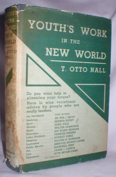 Image for Youth's Work in the New World