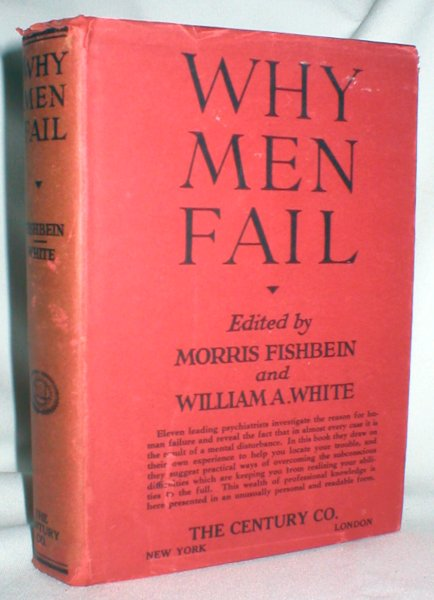 Image for Why Men Fail