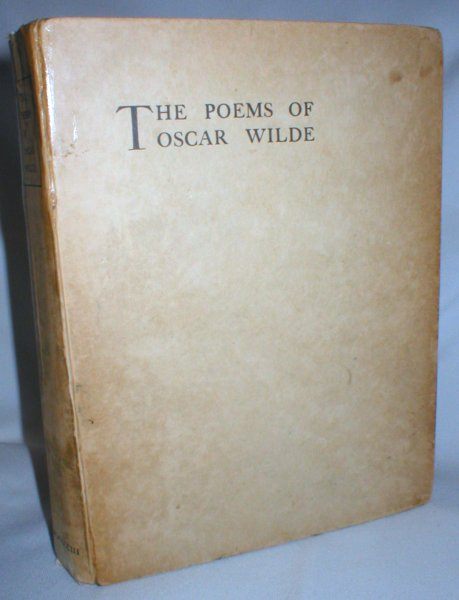 The Poems Of Oscar Wilde Ravenna Poems The Sphinx The Ballad Of Reading Gaol