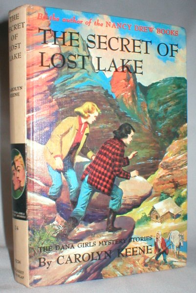Image for The Secret of Lost Lake(The Dana Girls Mystery Stories)