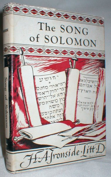 Image for Addresses onThe Song of Solomon