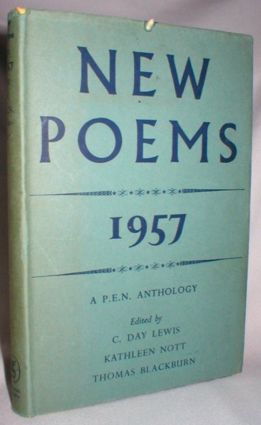 Image for New Poems; 1957