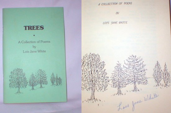 Image for Trees; A Collection of Poems