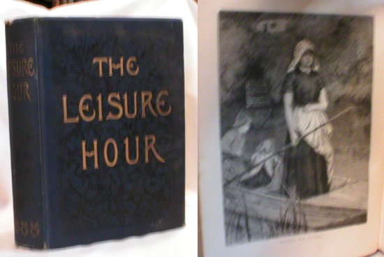Image for The Leisure Hour 1888