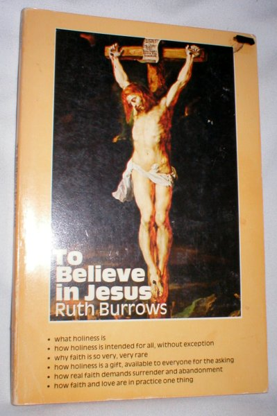 Image for To Believe in Jesus