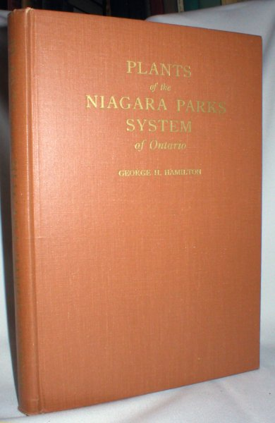 Image for Plants of the Niagara Parks System of Ontario